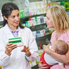 Think Pharmacist when it comes to your kids' health