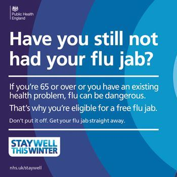 Stay Well This Winter roadshow.