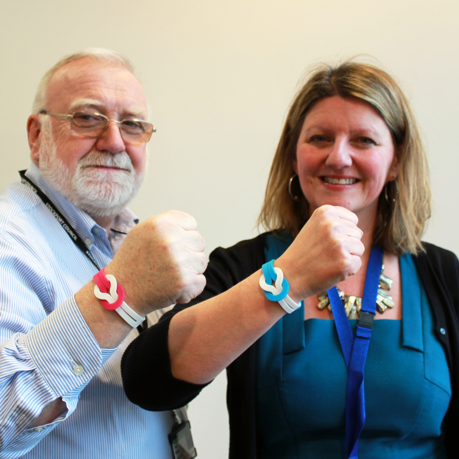 Band together to help beat cancer