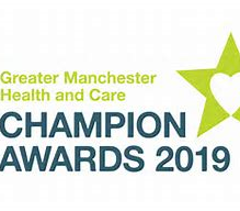 The Greater Manchester Health and Care Champion Awards 2019