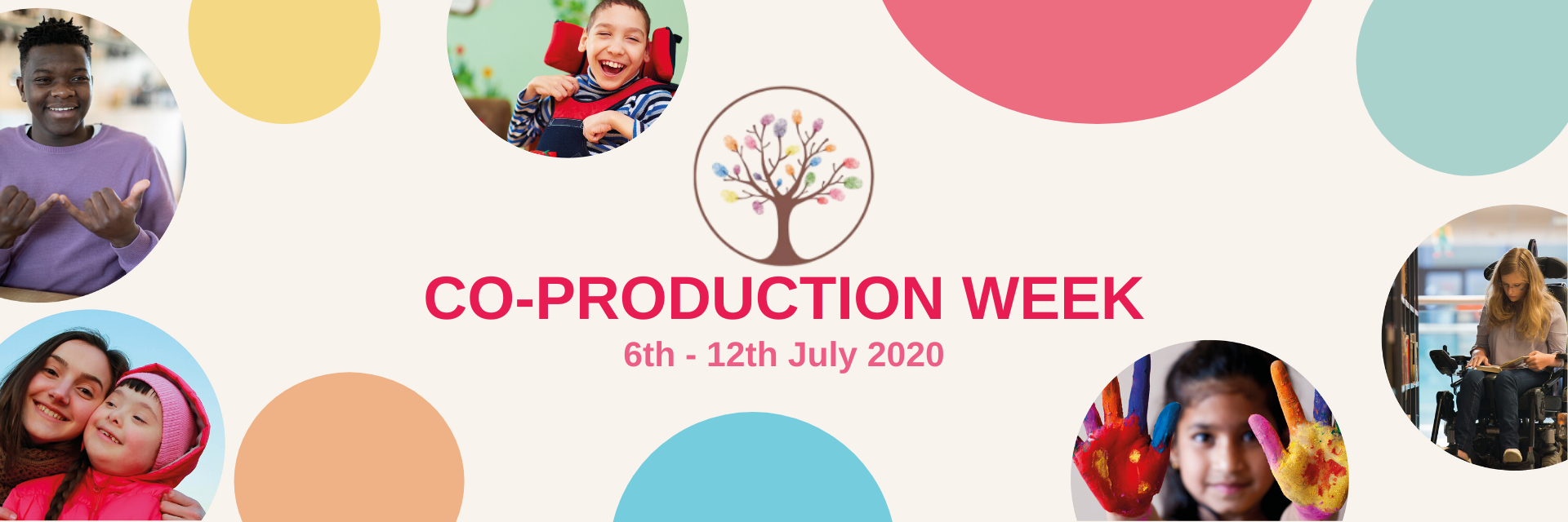 It's Co-Production Week so let's work together (6th-10th July)