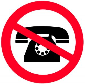 Telephone issues at some GP Practices
