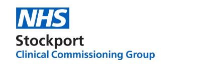 NHS Stockport Clinical Commissioning Group