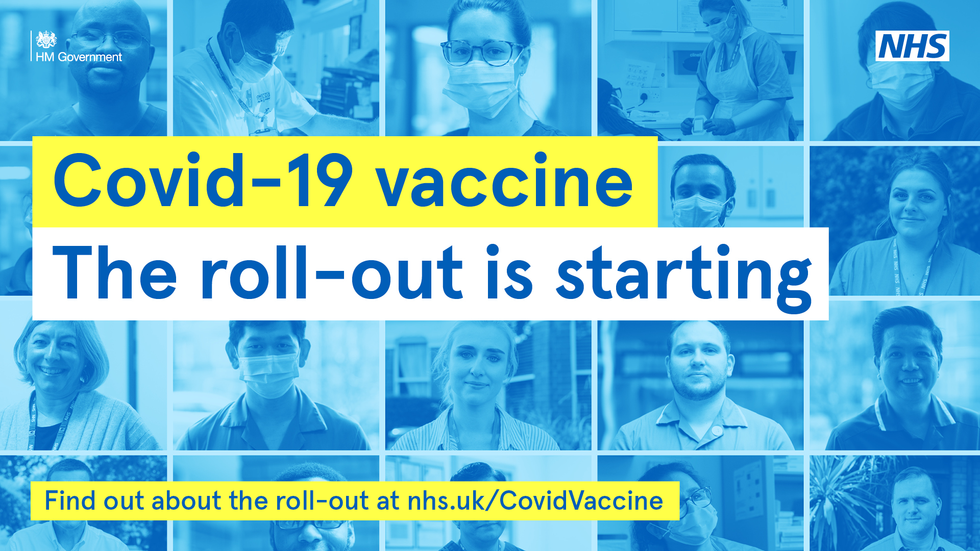 Important information about the NHS Covid-19 vaccination programme